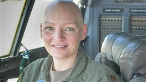 Nevada Air National Guard gets first female instructor pilot