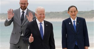 Biden reaffirms support for Tokyo Olympics to Japan's Suga