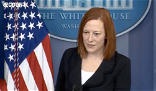 Psaki: 'We don't take advice' from Trump on immigration