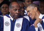 Vernon Jordan paved the way for Black leaders in business and politics