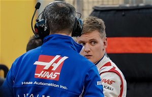 Mick Schumacher and his trusty triangle for success