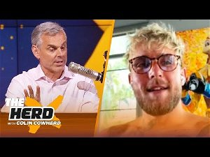 Jake Paul on Conor McGregor fight: 'Our teams are in touch'