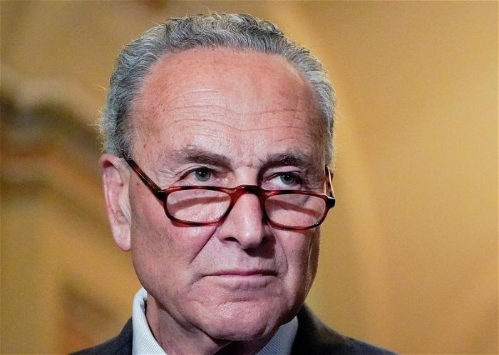 Schumer sets up key vote on bipartisan deal