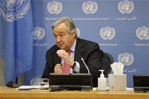 UN chief calls for debt relief extension for middle-income countries amid COVID