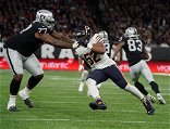 Raiders RT Trent Brown status still 'up in the air'