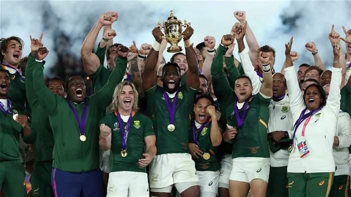 Rugby: World Rugby considering plan to host World Cups every two years - NZ Herald