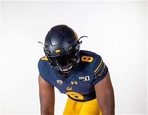 '22 DL Nathan Burrell is headed to Cal