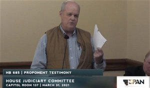 Group targeting Montana judges embellished its affiliations, organizations say