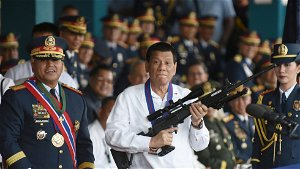 Philippines' Duterte will not cooperate with ICC probe into bloody anti-drugs campaign