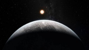 """Astronomers discover """"weird"""" Neptune-like exoplanet that could have water clouds"""