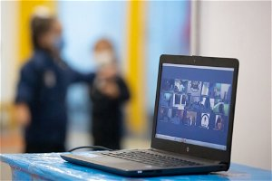 School-Issued Devices Spy on Children: Report