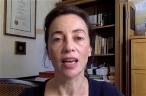 Ethics Professor Gives Emotional 'Lesson' on Vaccine Mandates — Then She's Placed on Leave