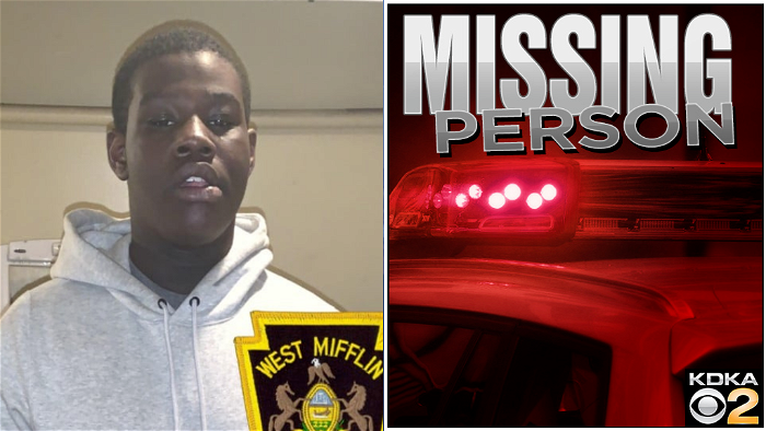 West Mifflin Police are asking for public's help in locating missing teen