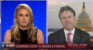 Is Sen. Rand Paul or Dr. Fauci right about gain-of-function research funding in Wuhan?