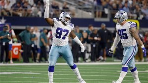 Cowboys' rookie DT Osa Odighizuwa exceeding all expectations, even his own