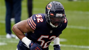 Report: Khalil Mack not expected to play for the Bears this week as he deals with a foot injury