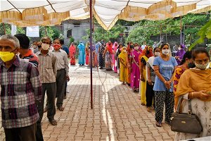 India reports 35,342 new COVID-19 cases in last 24 hours