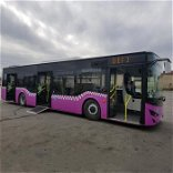 Diesel-fueled buses to be removed from passenger transportation in Baku