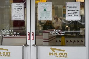 California county closes In-N-Out over vaccine verification