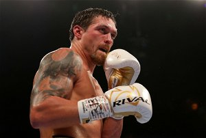 Oleksandr Usyk is 'a true heavyweight now', promoter claims