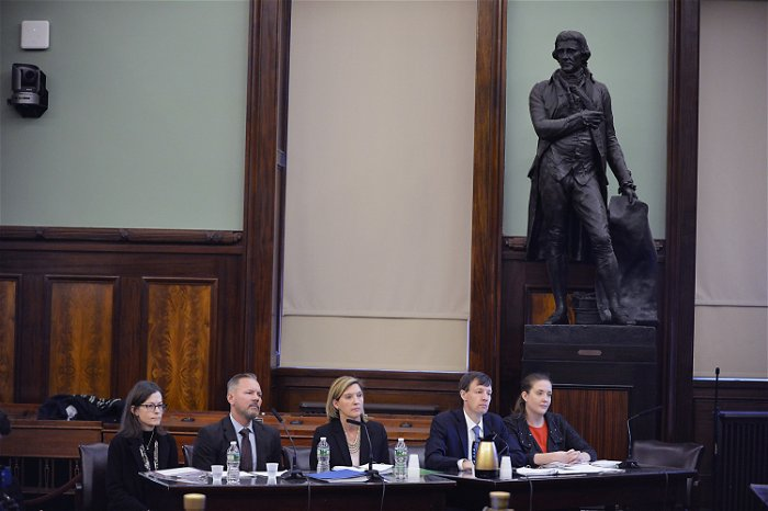 Movin' on out: De Blasio booting Founding Father Jefferson from City Hall