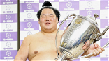 Sumo: Daieisho savors flood of well-wishes following tournament win