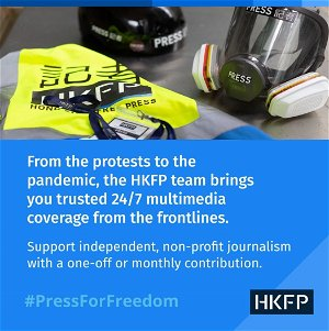 Hong Kong national security police arrest at least 2 from student activist group