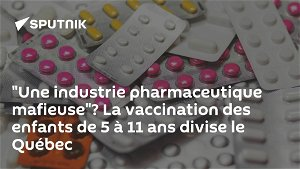 """""""A mafia pharmaceutical industry""""? Vaccination of children aged 5 to 11 divides Quebec"""