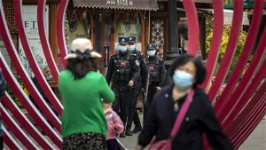 Secretive body leads Xinjiang's hunt for 'pre-crime,' report finds