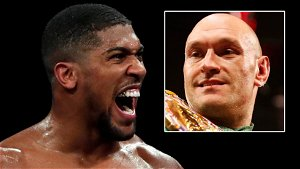 Tyson Fury reveals 'three or four big offers' to stage Anthony Joshua fight