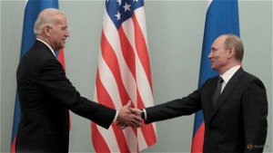 Biden's offer to hold summit amid Ukraine tensions hailed in Moscow as win for Putin