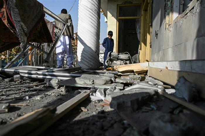 US responsible for attack on Iran embassy in Kabul