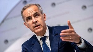 Former Bank of Canada governor Mark Carney pledges support for federal Liberals