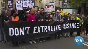British Court to Rule on Assange Extradition Request