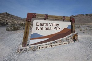 Death Valley reaches 128, smashing daily heat record