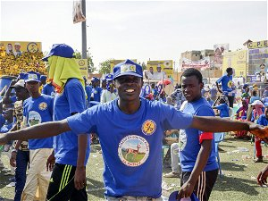 Chadian president seeks 6th term after 30 years in power