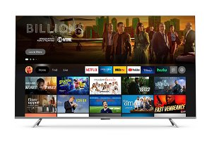 Amazon's new Fire TV Omni and 4-Series TVs will get support for Apple's AirPlay