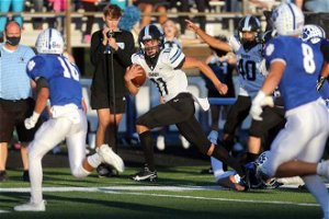 Hilliard Darby Panthers' Horvath brothers enjoy only football season together