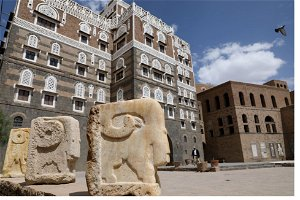 As war destroys Yemen's present, museums struggle to preserve its past