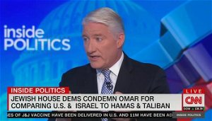 CNN Wonders How Dems Will 'Settle Their Differences' After Omar's Terrorist Comparisons