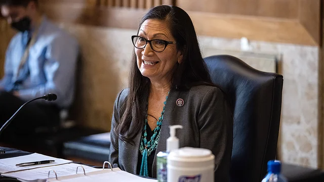 Haaland on public lands drilling: Taxpayers deserve 'a return on their investment'