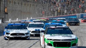 NASCAR To Require Masks In Enclosed Areas Going Forward
