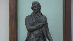 Jefferson statue faces ouster from New York's City Hall