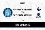 FA Cup 2020-21 Wycombe Wanderers vs Tottenham Hotspur LIVE Streaming: When and Where to Watch Online, TV Telecast, Team News