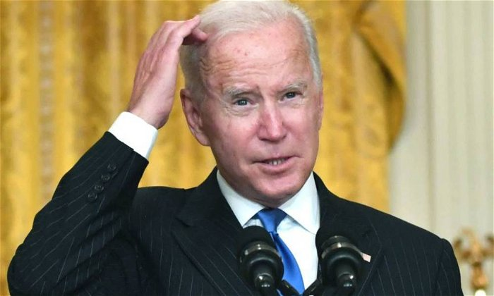 Biden approval rating slips to 41 percent: poll