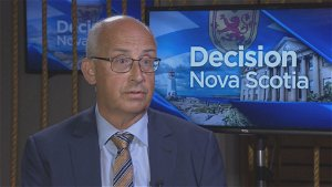 N.S. election: Tim Houston talks health care, vaccines, policing in 1-on-1 interview - Halifax