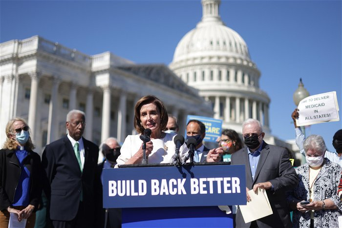 Pelosi sets Rules meeting on Biden agenda; no infrastructure vote in sight
