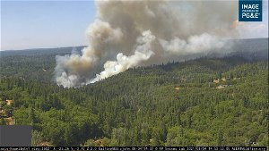 Crews Battling Fire Near Colfax; Some Evacuation Orders Issued