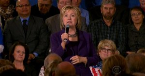 Poll: Clinton leads Sanders by almost 20 points