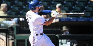 Foscue homers, drives in 4 in AFL